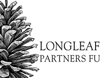 Longleaf Partners Logomark Illustrated by Steven Noble