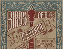 Birds of a Feather Poster Collection