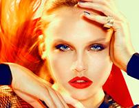 Colour Crush (Harper's Bazaar SG Feb 2012)