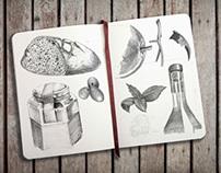 LandArt Broschure & Flyer Design
