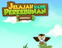 Jelajah Hasil Perkebunan Indonesia