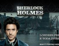 Warner Bros. Pictures - Sherlock Holmes Promo