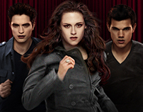 Breaking Dawn Part 2 Facebook App & OLM