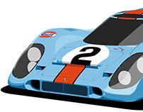Iconicar #1: Porsche 917