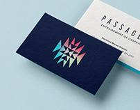 Passages — Identité visuelle