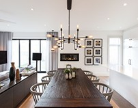 Clarendon Residence by Veronica Martin Design Studio