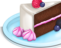 Cake (digital) design