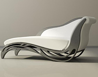 Abril Chaise Lounge
