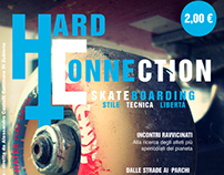 """HARD CONNECTION SKATEBOARDING"" / Alessandro Castelli"