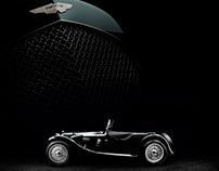 Aston Martin 100 Year Centenary Book - 2 Litre Shoot