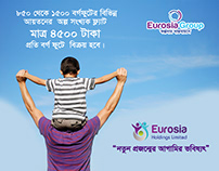 Creative Facebook post design_Eurosia Holdings Limited