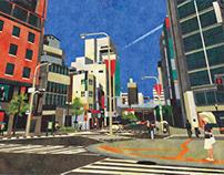 旧居留地/Kyu-Kyoryuchi Kobe JAPAN