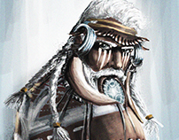 "Character Design V: ""The Arctic Native"""