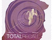 Total Recal alternative movie poster