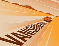 Vanishing Point alternative movie poster