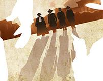 Tombstone alternative movie poster