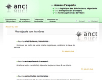 site de présentation de l'anct, propulsé par spip