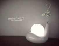 table lamp HELIX