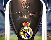 Final madrileña - UEFA Champions League