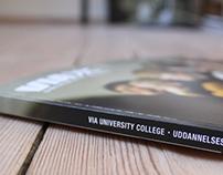 VIA University // Uddannelseskatalog 2012