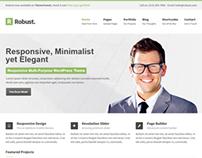 Robust – Responsive Multi-Purpose WordPress Theme