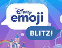 Disney Emoji Blitz 2016 iOS/ Android