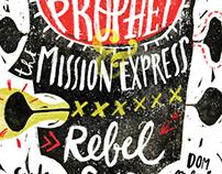 Chuck Prophet - Concert Poster
