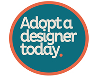 Self Promotion - Adopt a Designer