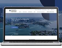 Financial firm website
