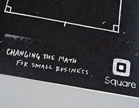 Square Ad Campaign
