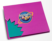 Discovery Kids - On-screen Guidelines