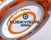 Kubikvisual - Reel 2012