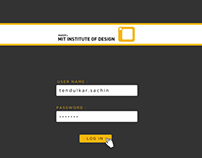 UID system for MIT Institute of design.