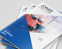 Joiner Law Firm - Marketing Collateral, Stationery, Web