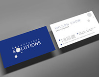 Logo Refresh • Adventurous Solutions / 2014