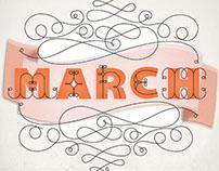 AIGA Calendar Page