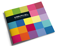 Mr. Pixel - Portfolio brochure