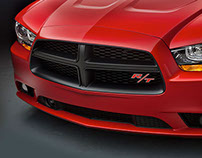 Dodge Studio Photo Shoot