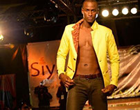 Manciny's debut on the Runway #NaivashaFashionWeekend
