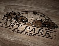Логотип ART PARK
