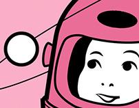 Intant Astronaut logo