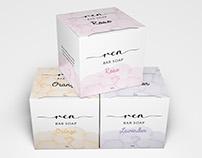 Ren Bar Soap / Packaging Design