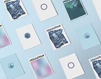 Hologram magazine