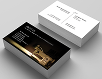 Business Card - Pecian Manufacturing