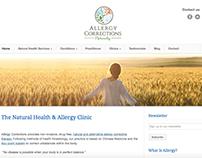 Allergy Corrections