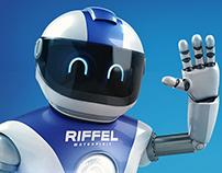 Riffel Mascot