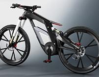 Kurt Emans: Audi E-bike