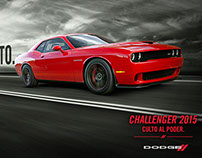 Challenger SRT Hellcat 2015