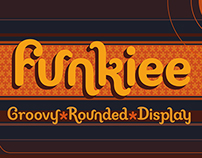 Funkiee Font
