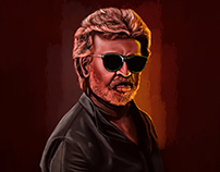 Rajinikanth Digital Printing (Mouse)